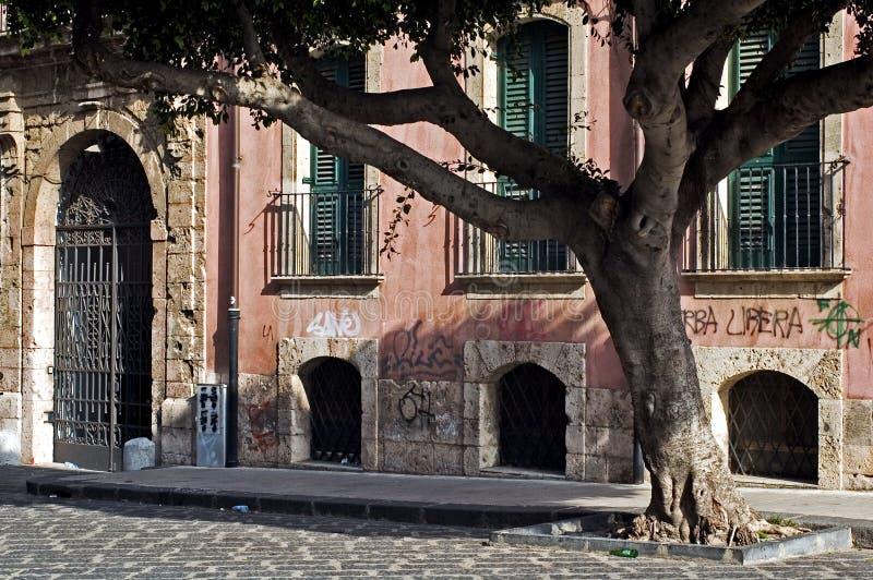 Italiaans huis stock fotografie