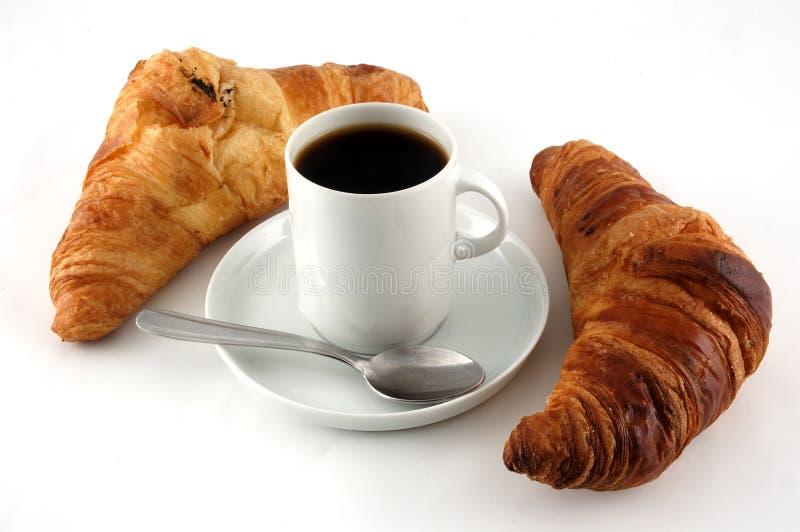 Italiaans ontbijt stock foto's
