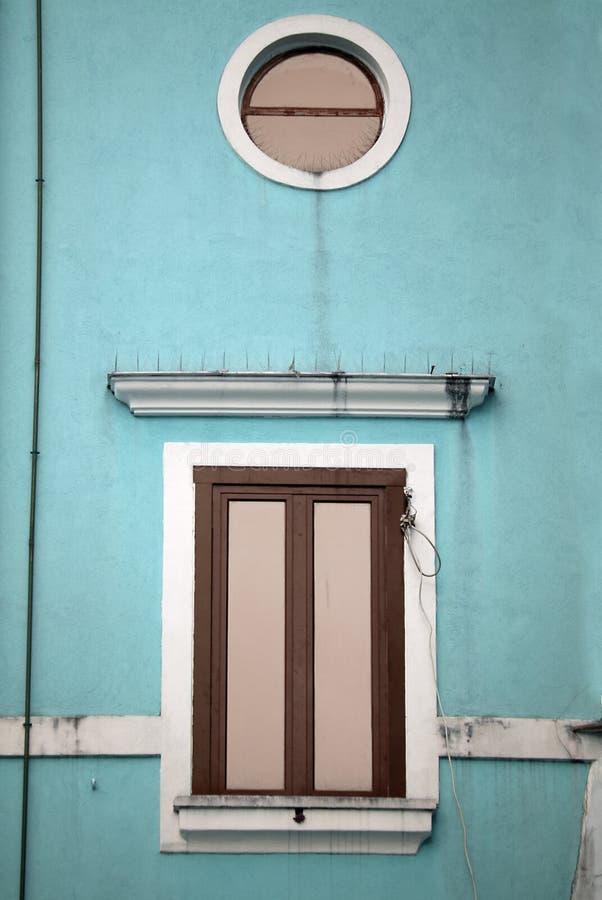 Italiaans venster stock foto