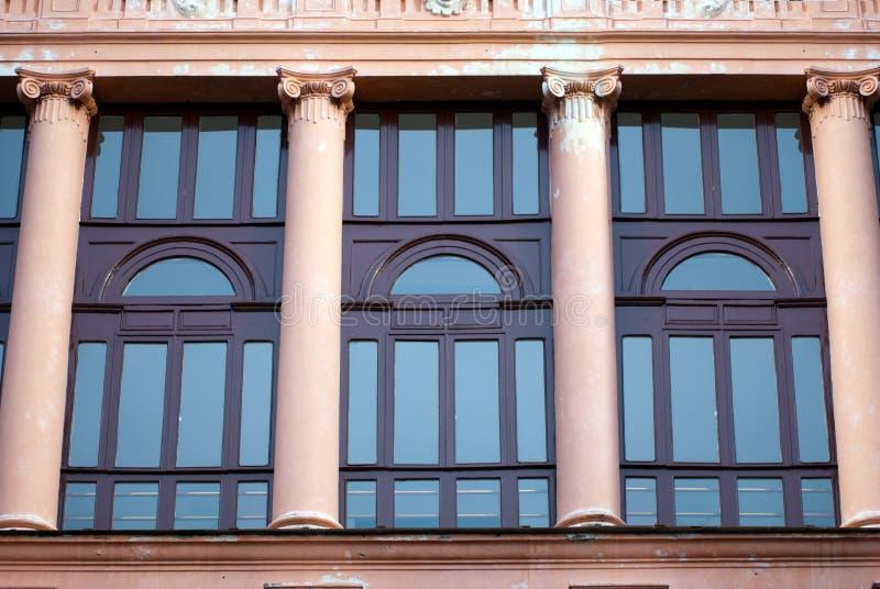 Italiaans venster royalty-vrije stock afbeelding