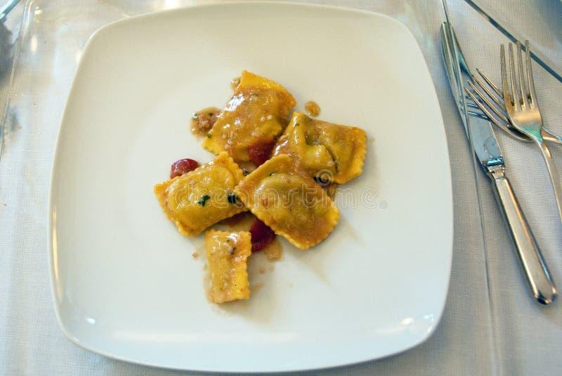 Italiaans voedsel stock afbeeldingen