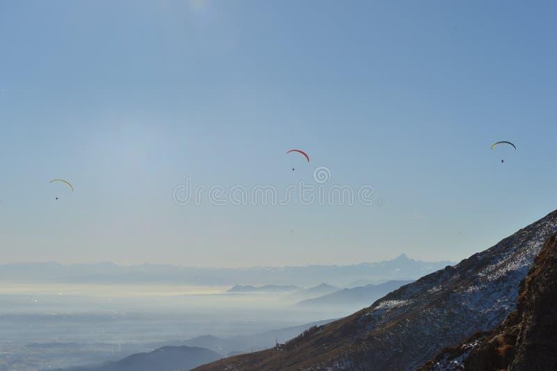 Italiaanse Alpen royalty-vrije stock foto