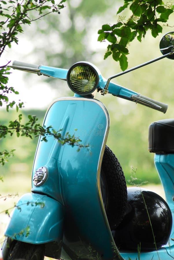 Italiaanse autoped royalty-vrije stock foto