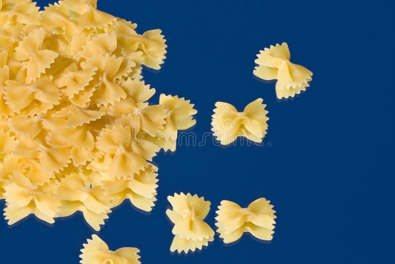 Italiaanse Deegwaren - Farfalle stock afbeelding