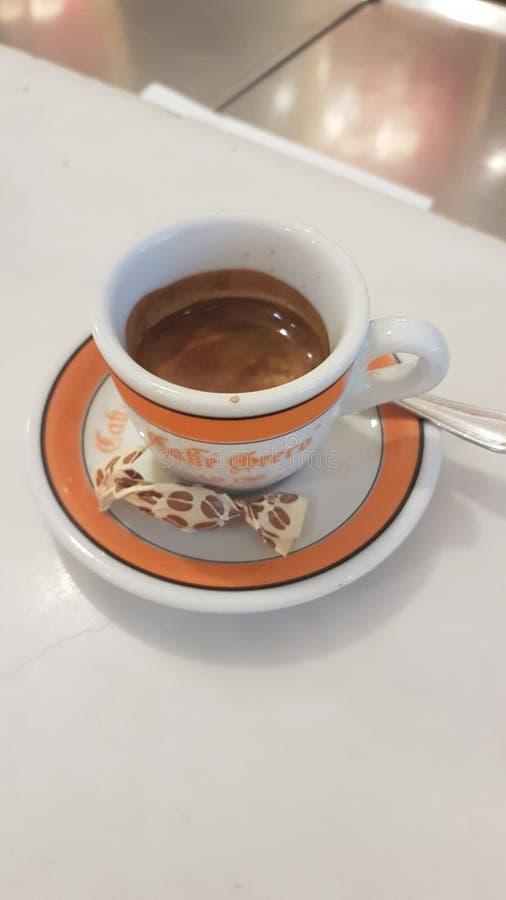Italiaanse espresso stock afbeeldingen
