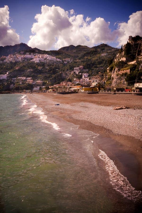 Italiaanse Kust stock afbeeldingen