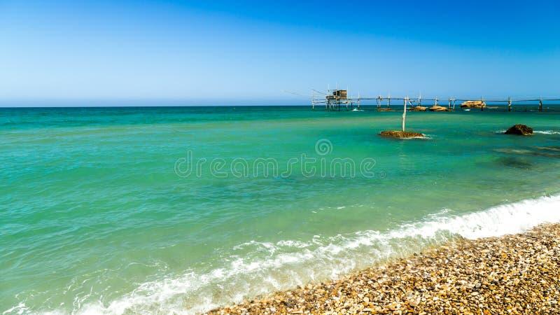 Italiaanse kust stock foto's