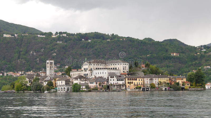 Italiaanse landschappen stock afbeeldingen
