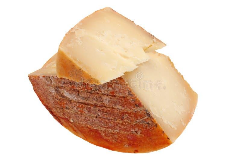 Italiaanse pecorinokaas stock fotografie