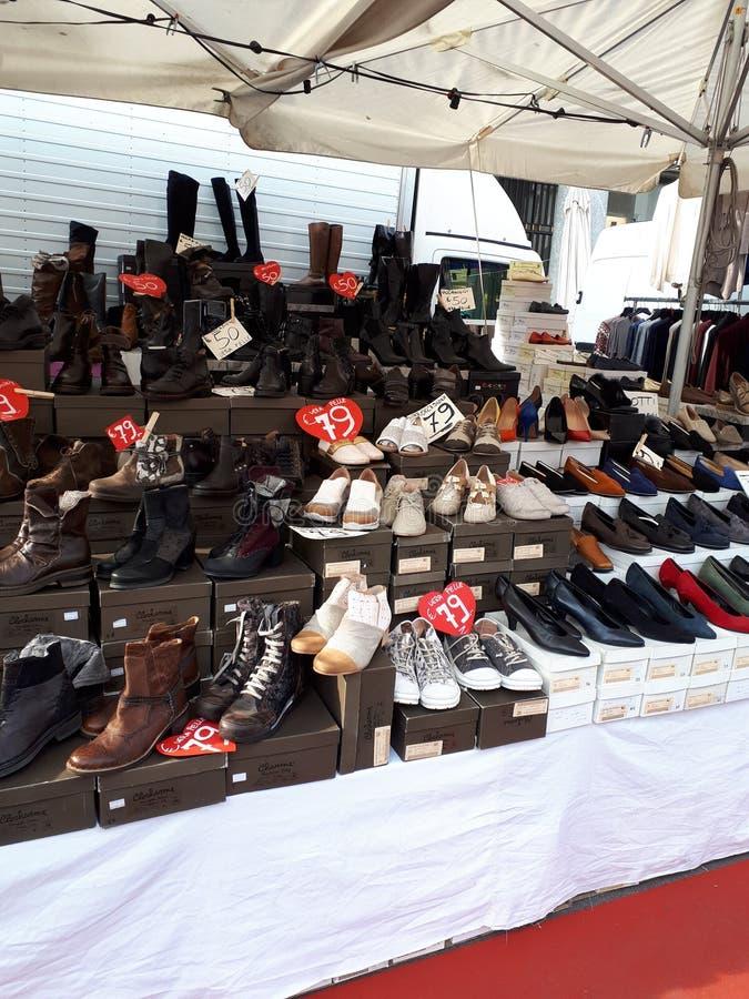 Italiaanse schoen stock fotografie