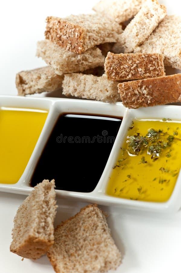 Italian appetizer royalty free stock photos