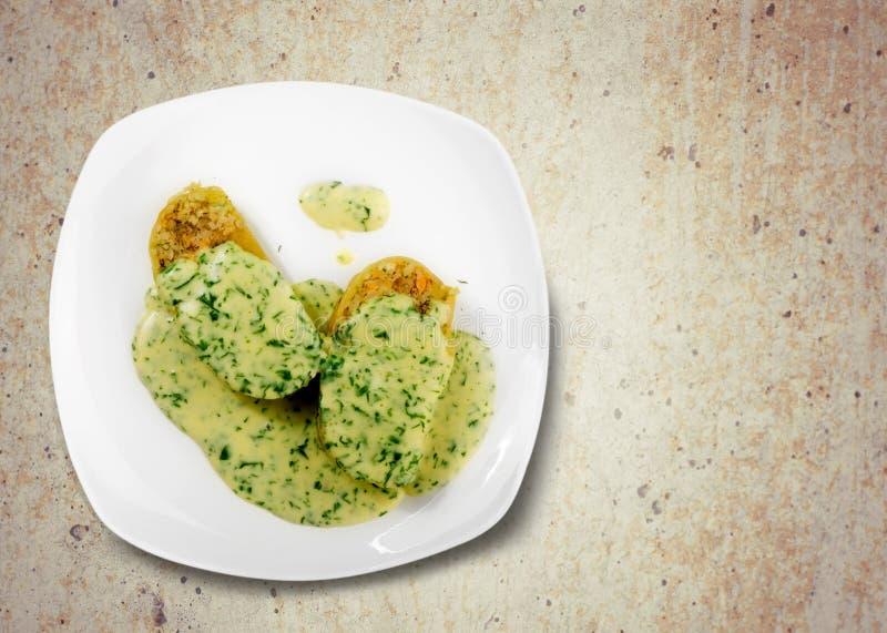 Italian Appetizer. Bruschetta Antipasto Food Italian Culture Canape brushetta stock photo