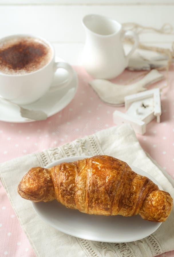 Italian breakfast royalty free stock photos