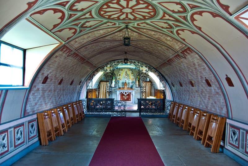 Italian Chapel royalty free stock photography