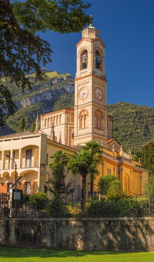 Free Italian Church, Chiesa Di San Lorenzo, Tremezzo, Lake Como Stock Image - 49430331