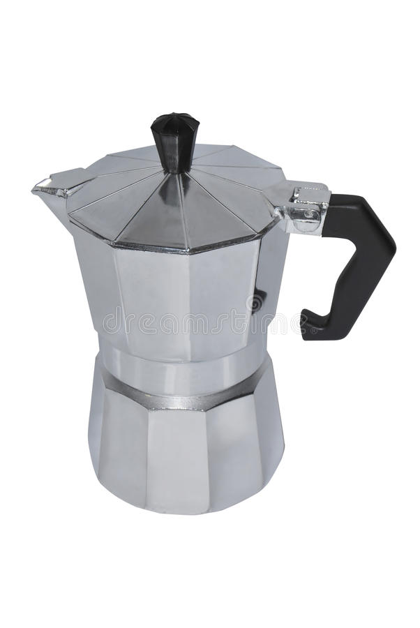 Italian Coffee Maker Royalty Free Stock Image