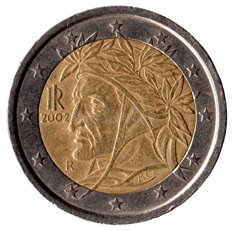 Italian coin of 2 euros stock photo image of wealth - Stock piastrelle 2 euro ...