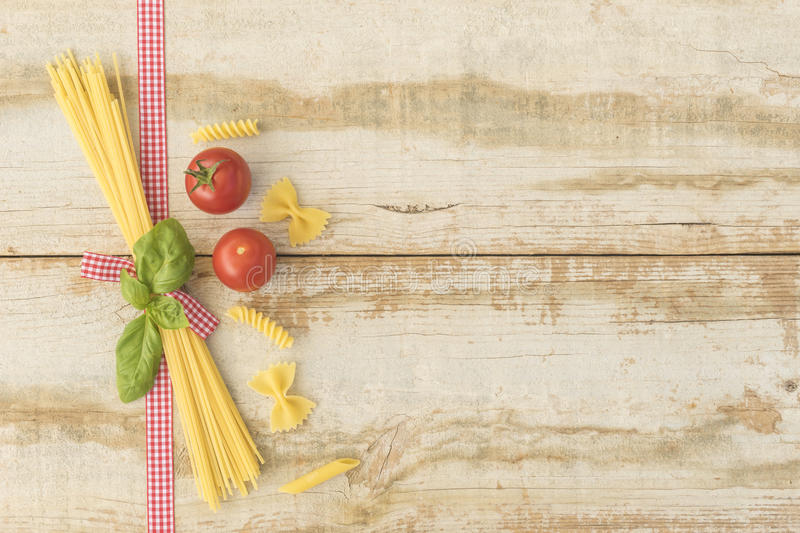Download Italian Cooking Stock Image Of Area Fusilli Rustic