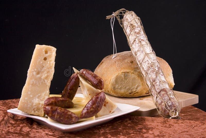 Italian Delicacy royalty free stock photo