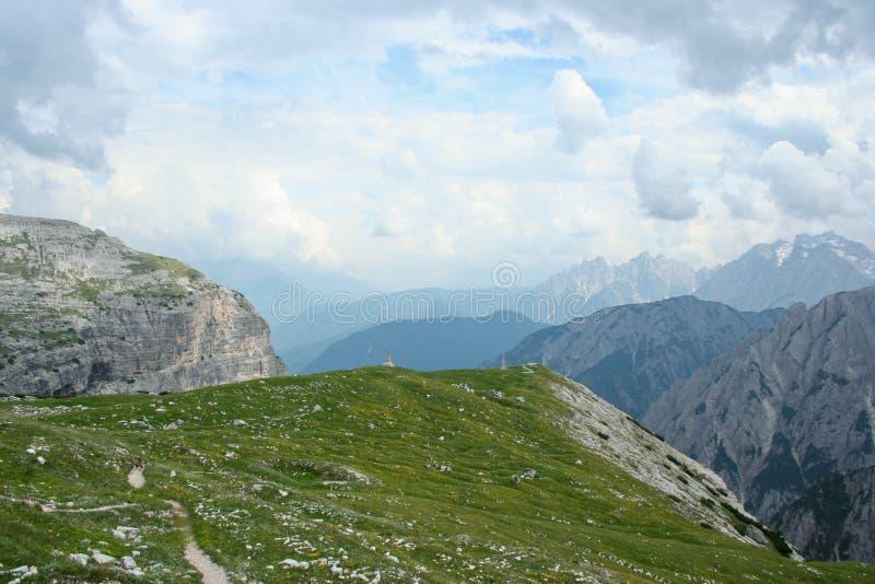 Download Italian Dolomites, stock image. Image of hills, green - 20046113