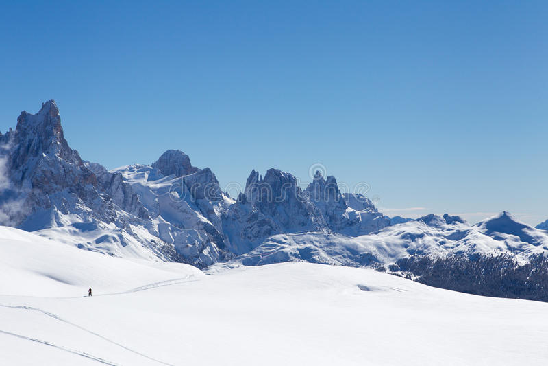 Italian Dolomites. royalty free stock photos