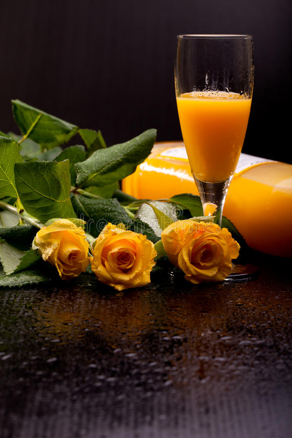Download Italian Eggnog stock photo. Image of aromatic, party - 25453734