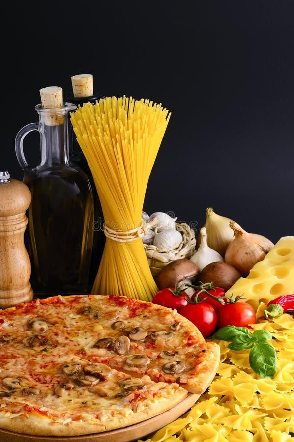 Free Italian Food Royalty Free Stock Photography - 18855047