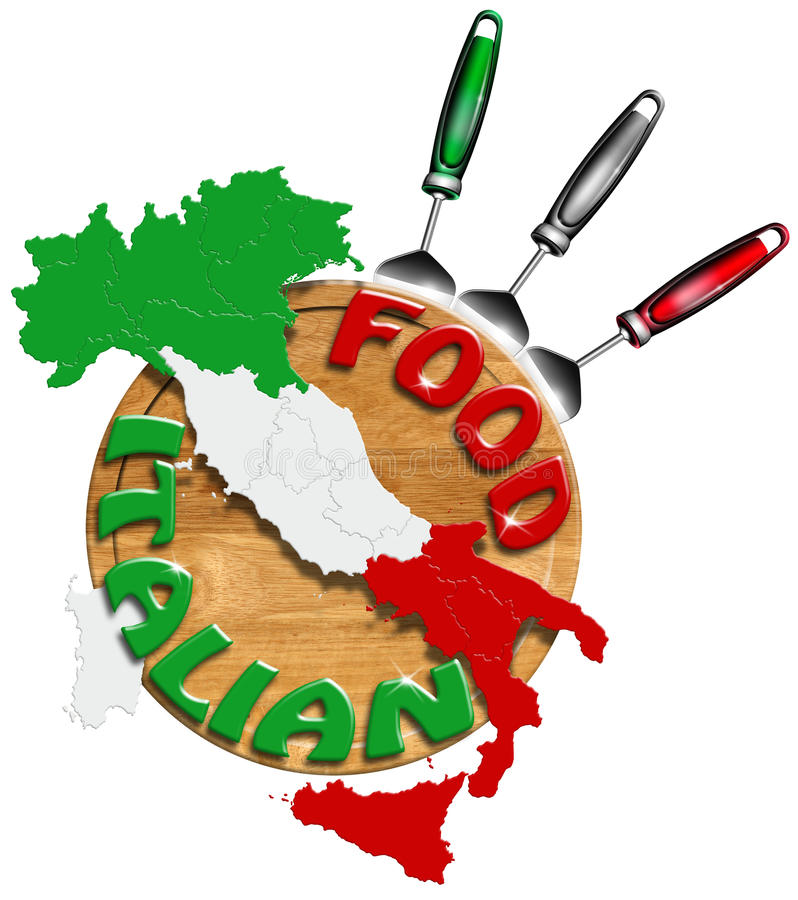 italian food stock illustration illustration of peninsula 22849228 rh dreamstime com italian food border clip art italian food clip art free