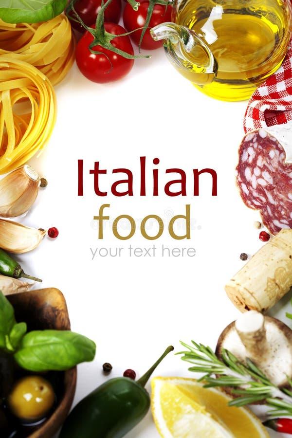 Free Italian Food. Royalty Free Stock Photography - 23329397