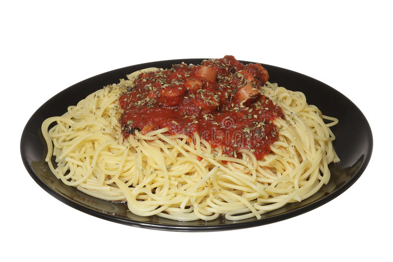 Download Italian food: Spaghetti stock photo. Image of oregan - 35752946