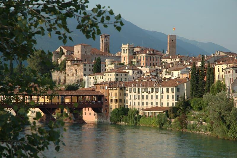 Italian hilltown