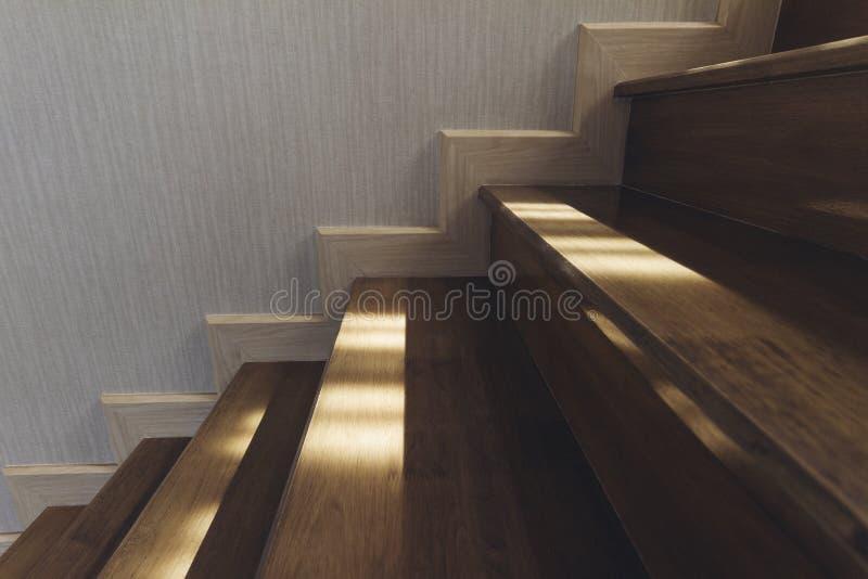 Italian Modern Model House : Stair Detail royalty free stock photo