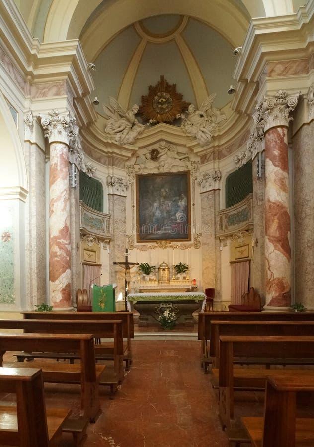Free Italian Monastery Stock Image - 101758701