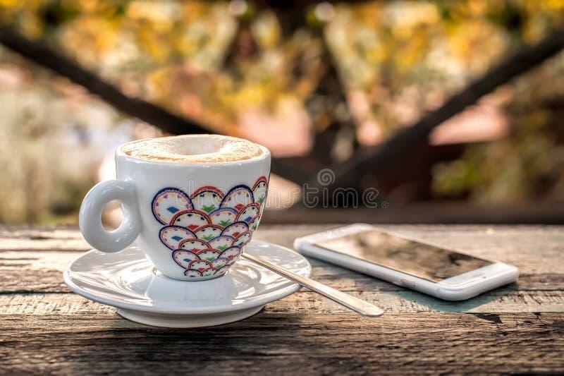 Italian outdoor cafe stock photo