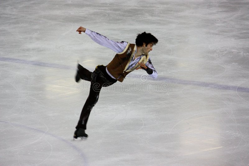 Download Italian Overall 2009 Figure Skating Championships Editorial Photo - Image: 7516621
