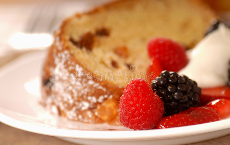Italian Panettone Christmas bread with fruit royalty free stock photos