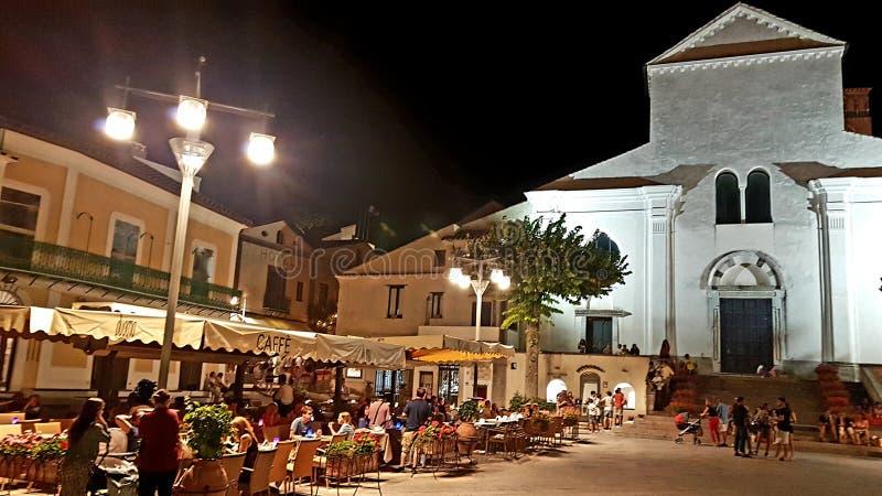 Italian paradise Amalfi coast ravello. Italian paradise, Amalfi, people, holiday, cafe bar, hotel, coast royalty free stock image