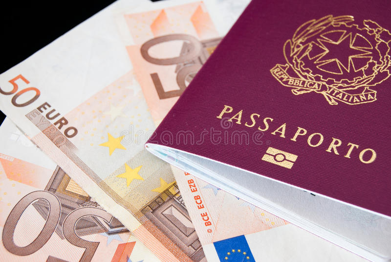 Download Italian Passport Stock Images - Image: 17454744