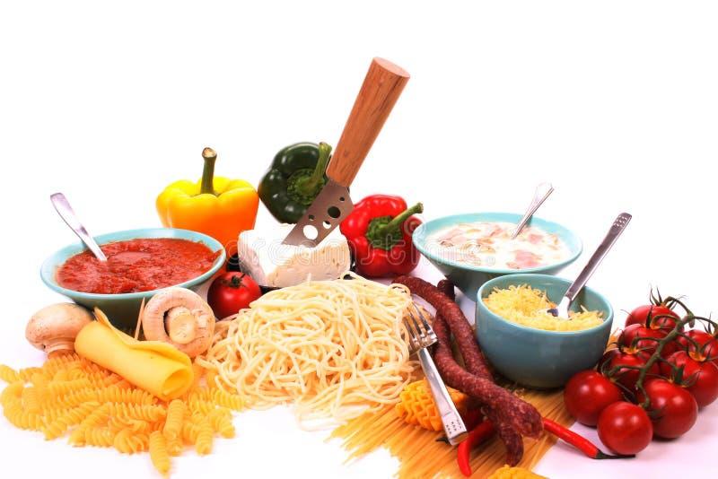 Download Italian pasta stock photo. Image of pasta, tomatoes, culinary - 17592918
