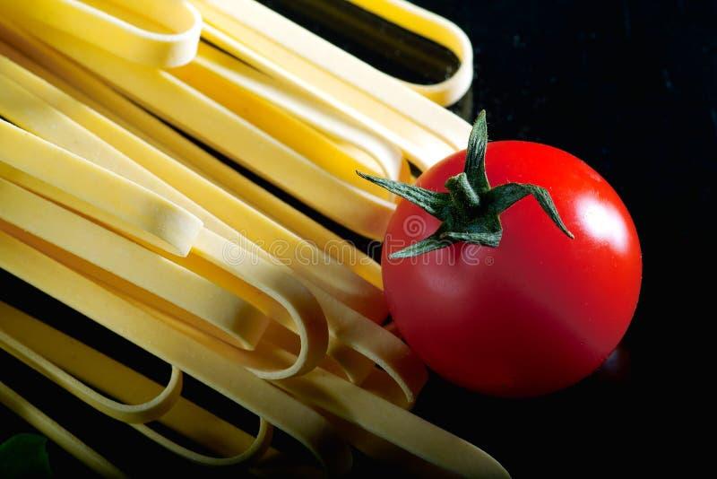 Download Italian pasta stock image. Image of juicy, easy, italian - 7643045