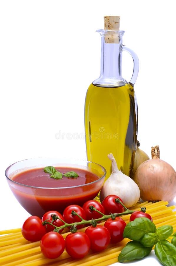 Download Italian Pasta Ingredients Royalty Free Stock Images - Image: 18140669