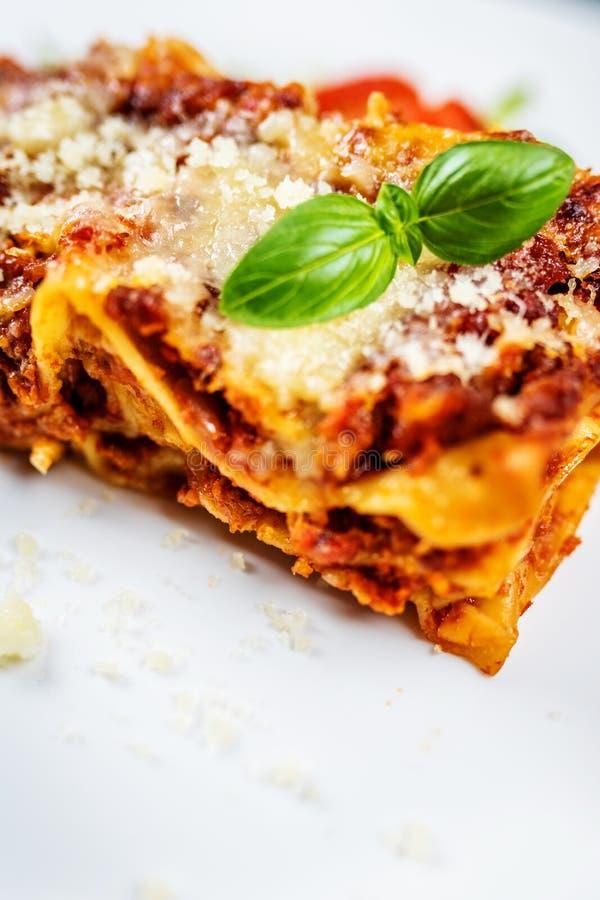 Free Italian Pasta Lasagne Stock Photos - 189491333