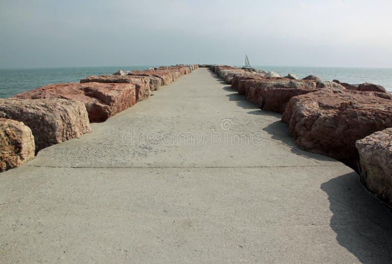 Download Italian Pier Royalty Free Stock Photo - Image: 23903235