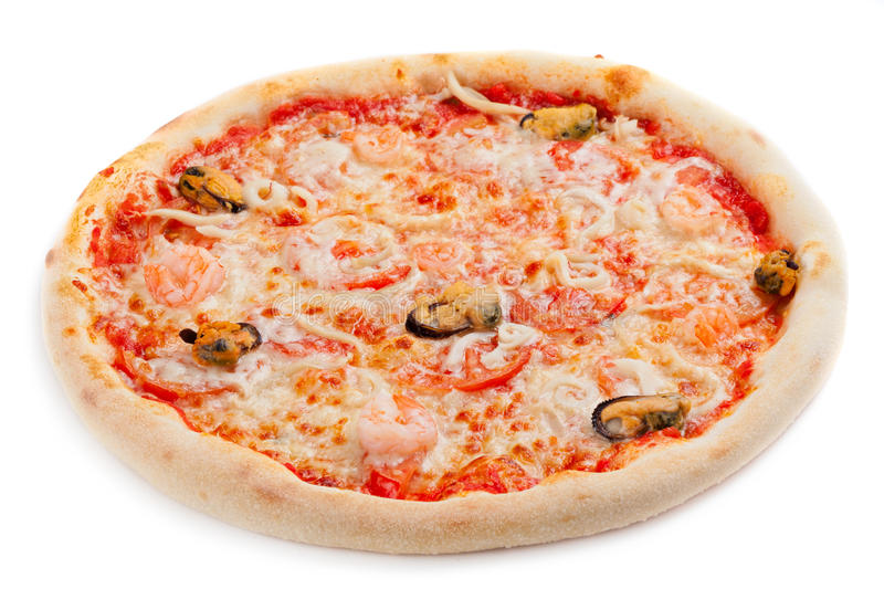 Download Italian pizza stock image. Image of oily, eating, dine - 31234493