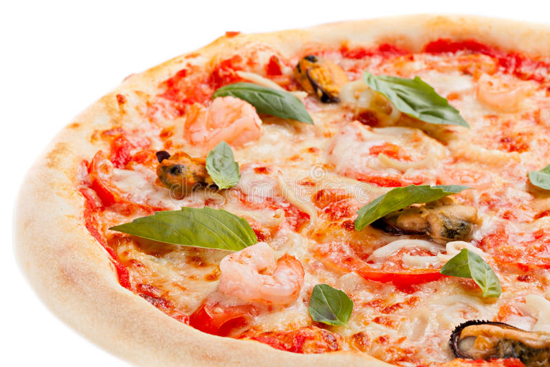 Download Italian pizza stock image. Image of lunch, cuisine, pizza - 31234541
