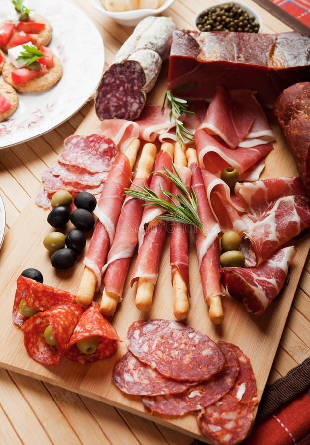 Download Italian prosciutto stock image. Image of food, salami - 31991729