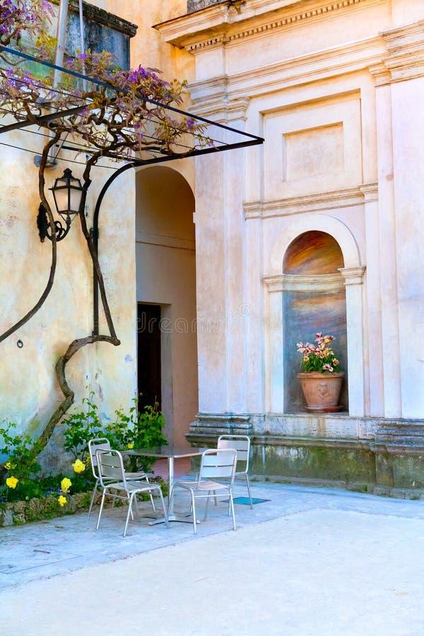 Free Italian Restaurant Royalty Free Stock Photos - 26855608