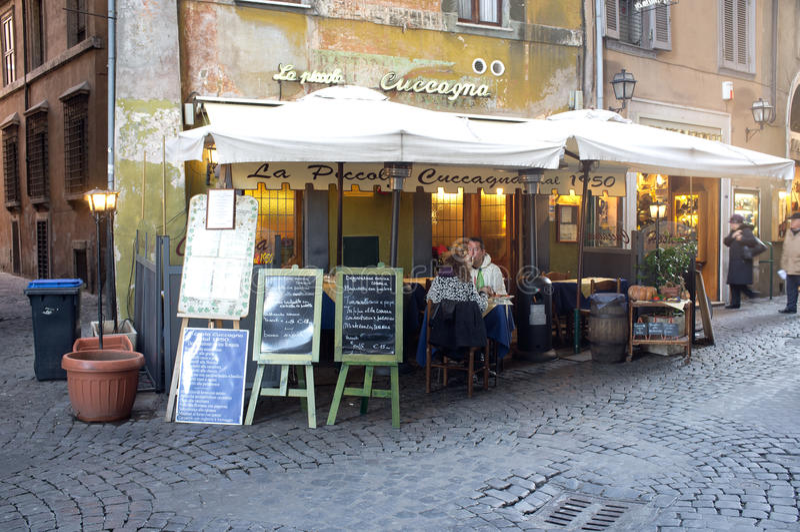 Download Italian restaurant editorial photo. Image of exterior - 29086341