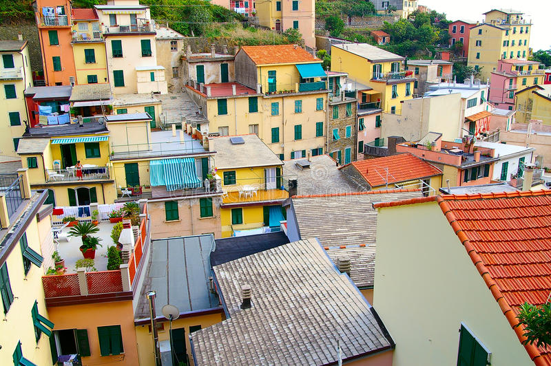 Italian roof tops