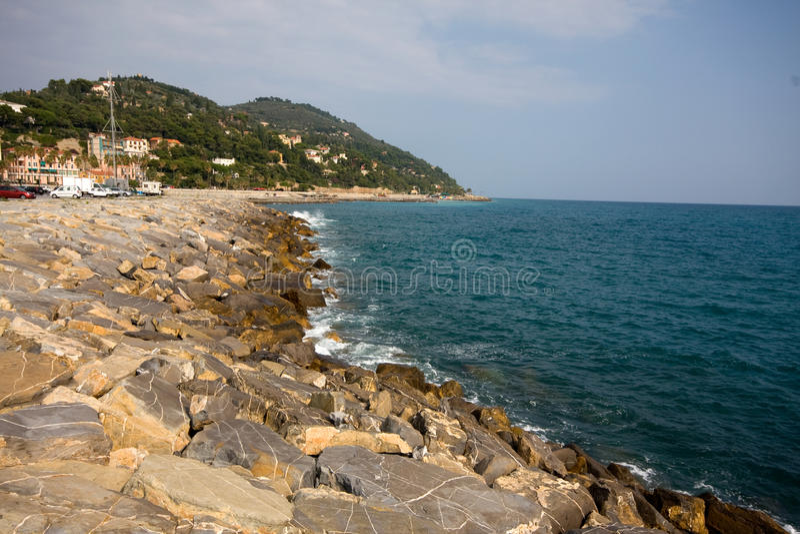 Download Italian sea stock photo. Image of holiday, coast, place - 11220058